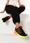 Czarne Buty Sportowe Baddest