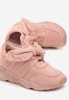 Różowe Buty Sportowe Umbrella