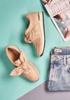 Różowe Sneakersy Instruction