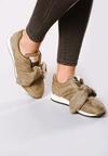 Khaki Sneakersy Instruction