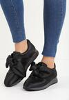 Czarne Sneakersy Runaway