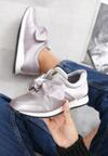 Jasnoszare Sneakersy Runaway