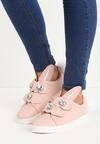 Różowe Buty Sportowe Flopsy Bunnies