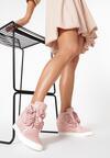 Różowe Sneakersy Doodad