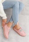 Różowe Buty Sportowe Noble
