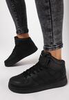 Czarne Buty Sportowe Laura