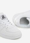 Białe Buty Sportowe Trinii