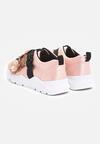 Różowe Sneakersy Tear Flesh