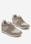 Szare Sneakersy Hype