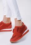 Czerwone Buty Sportowe I'll Rise