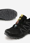 Czarne Buty Sportowe Hidden Track