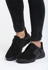 Czarne Buty Sportowe Soft