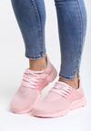 Różowe Buty Sportowe Soft