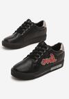 Czarne Buty Sportowe In Love