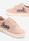 Różowe Buty Sportowe In Love