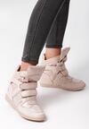 Różowe Sneakersy Strangers