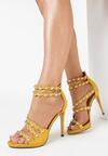 Żółte Sandały I Gotta Go