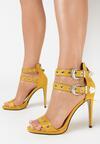 Żółte Sandały Birdsong