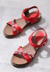Czerwone Sandały Ramble On