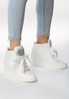 Białe Sneakersy Feminine