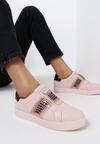 Różowe Buty Sportowe Call My Name