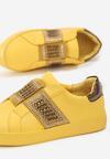 Żółte Buty Sportowe Call My Name