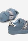 Niebieskie Buty Sportowe Call My Name