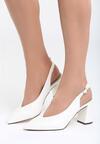 Białe Sandały I'm Chillin