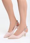 Różowe Sandały Fetch Away