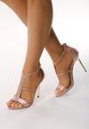 Różowe Sandały Training