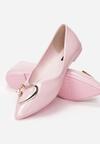 Różowe Balerinki All Your Wishes