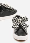 Czarne Buty Sportowe Giver