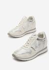 Białe Sneakersy Burn It Down
