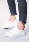 Białe Buty Sportowe The Space
