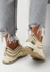 Złote Buty Sportowe Shady Life