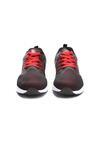 Czarno-Czerwone Buty Sportowe Between Us