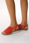 Czerwone Sandały Jasper