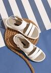 Białe Sandały Your Life