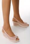 Różowe Sandały One Life