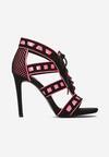 Czarne Sandały Ladies First