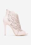 Różowe Sandały La Bella