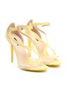 Żółte Sandały City Ligts
