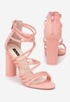 Różowe Sandały Ginny's Picture
