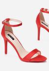 Czerwone Sandały Let Her Know