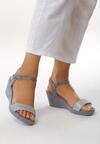 Niebieskie Sandały Next To Me