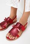 Czerwone Sandały Cosmic Splash