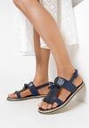 Niebieskie Sandały Cosmic Splash