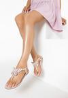 Różowe Sandały Uniqueness