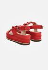 Czerwone Sandały Stormcloud