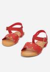 Czerwone Sandały Shame On You